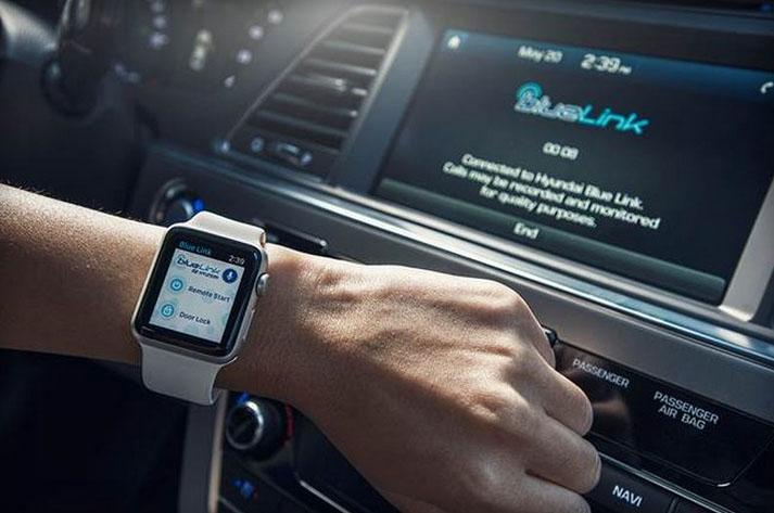 Apple Watch-Hyundai