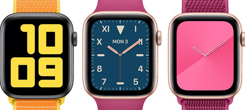 ابل تستعد لإطلاق ساعتها الذكية Series 5 في خريف هذا العام