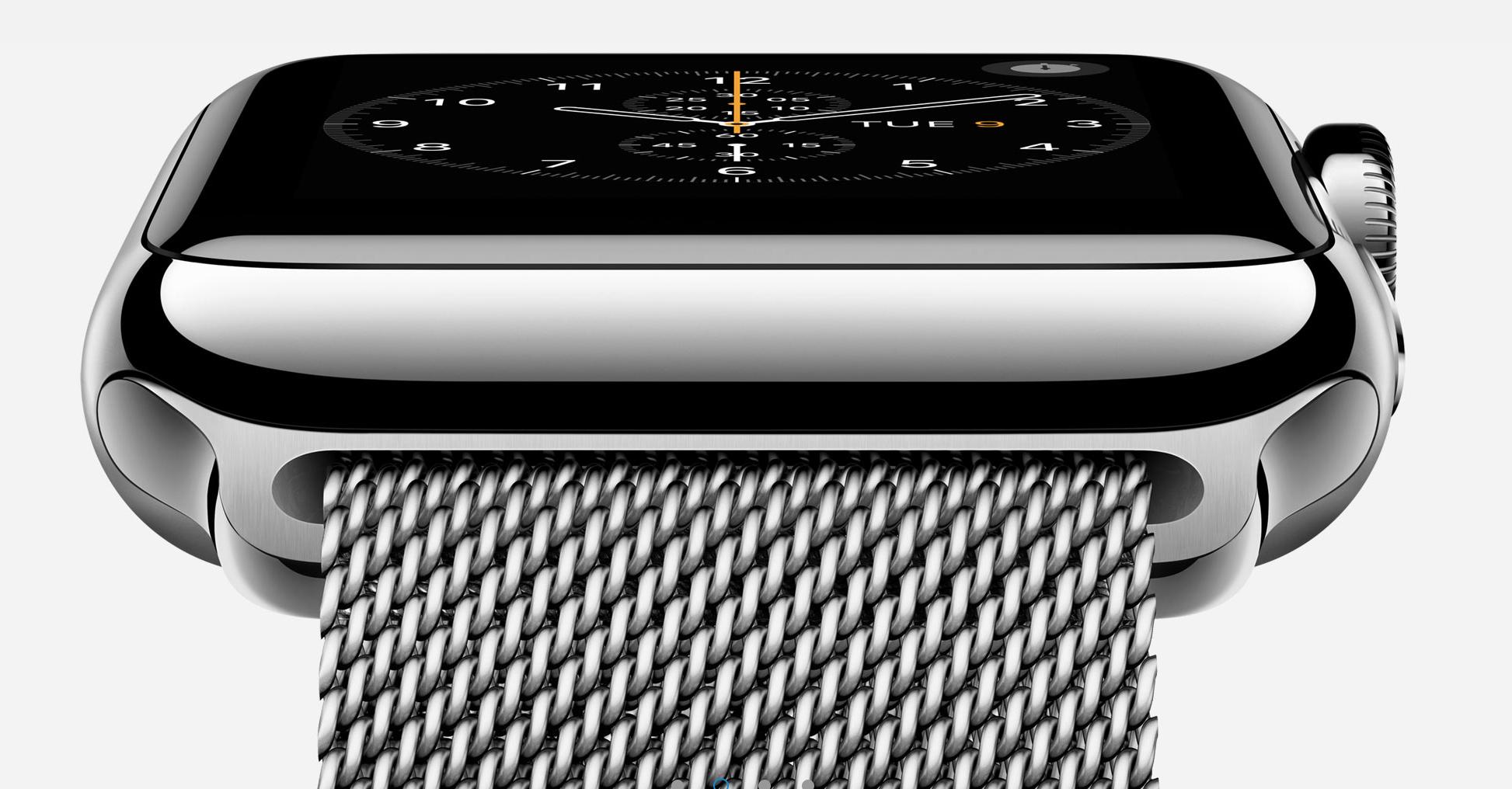 Apple Watch-software