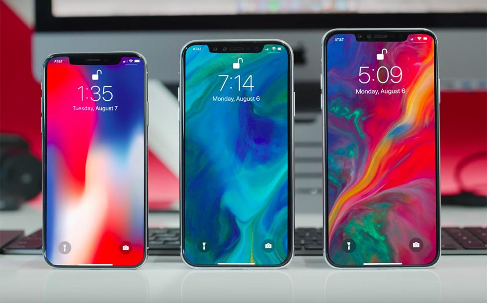 تقرير وول ستريت يؤكد ابل تخفض إنتاج إصدارات 2018 من هواتف الأيفون