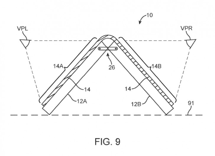Apple foldable display patent (3)