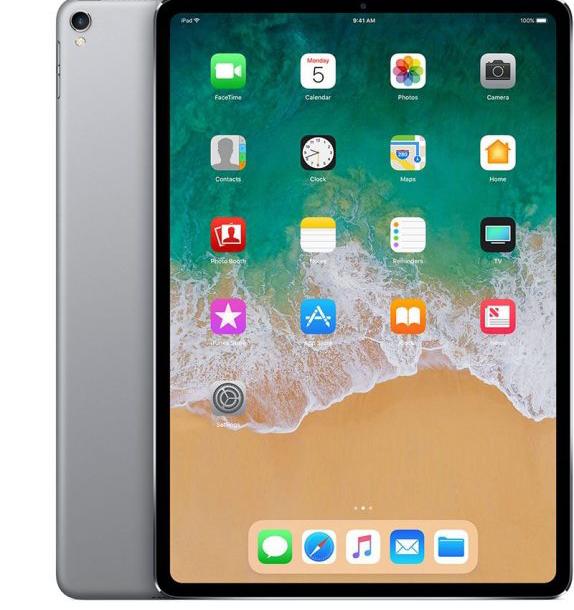 تسريبات جديدة حول تصميم ومواصفات iPad Pro لعام 2018