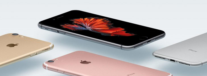 Apple -iPhone 7 renders