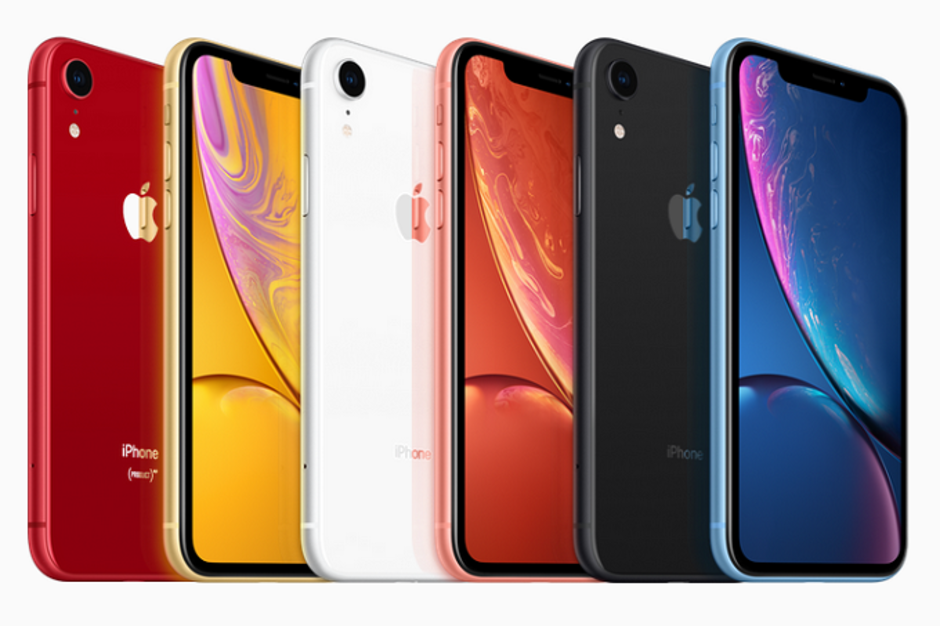 Apple- iPhone-XR