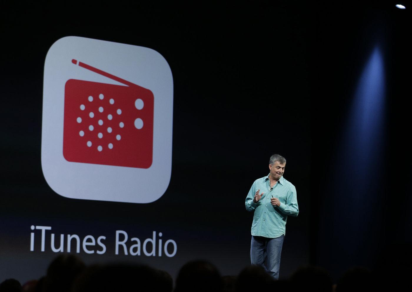 Apple- iTunes Radio