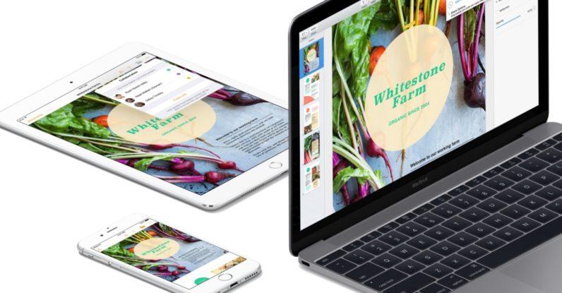 Apple just made iWork, iMovie, and GarageBand totally free