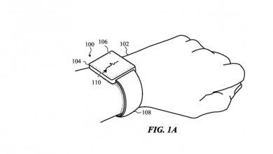 Apple patents self-adjusting Apple Watch bands