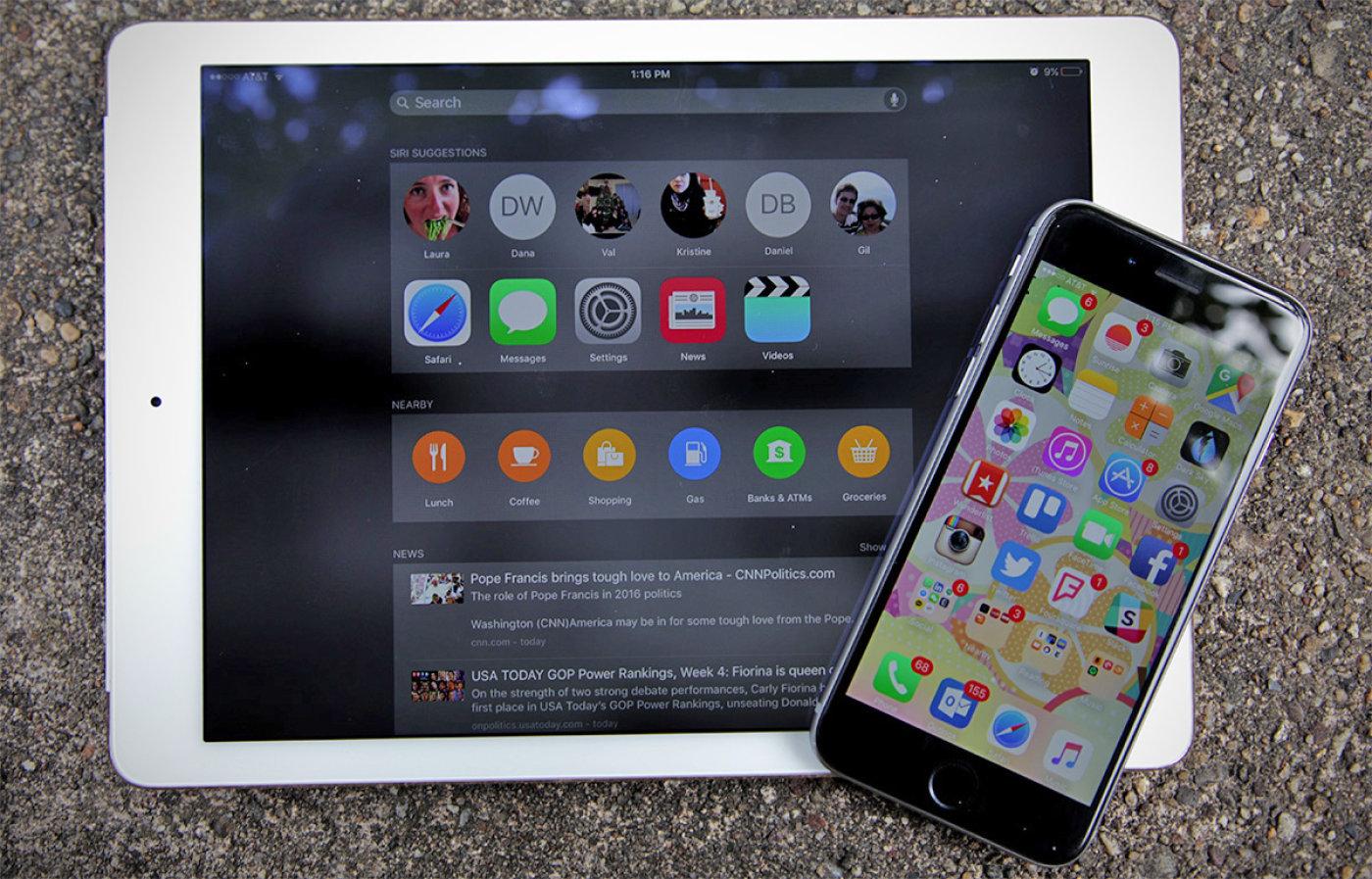 Apple -stock iOS apps