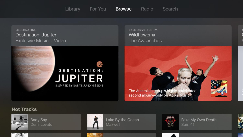 Apple - tvOS 10 beta 3