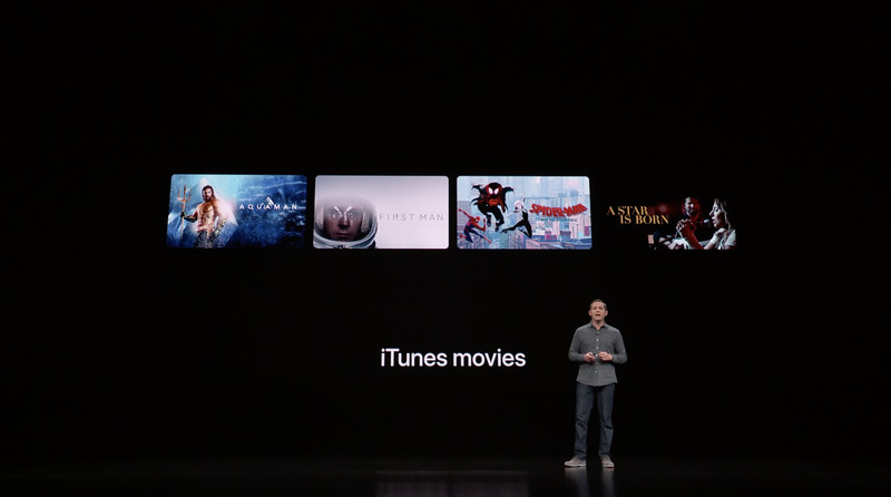 Apple- updated TV app
