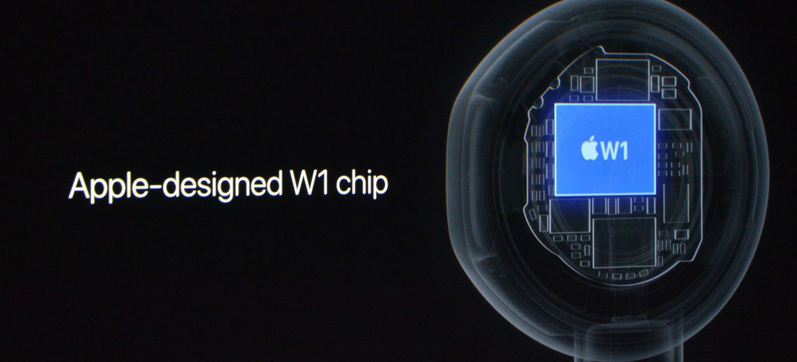 Apple's W1 Bluetooth chip