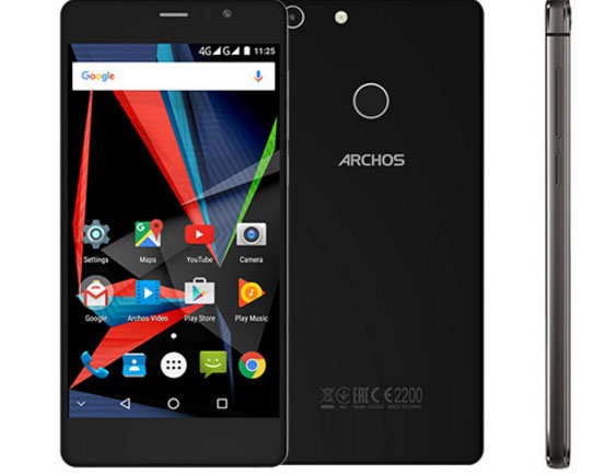 Archos 55 Diamond