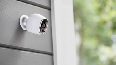 Arlo - 4K wireless -security- camera