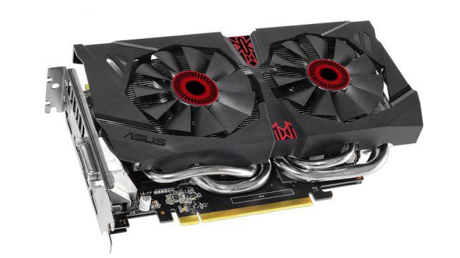 Asus GeForce GTX 960 DirectCU2 OC Strix