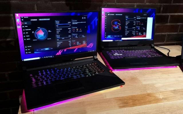 Asus New ROG Strix Laptops