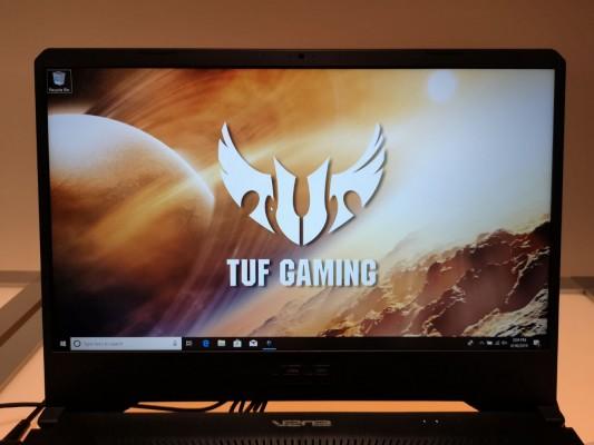 Asus-New TUF Gaming Laptops