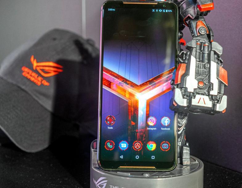 Asus تعلن رسميا عن هاتف ROG Phone II بمعدل تحديث 120Hz وبطارية 6000 mAh