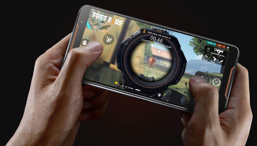 هاتف الألعاب ASUS ROG ينطلق في الهند يوم 29 من نوفمبر