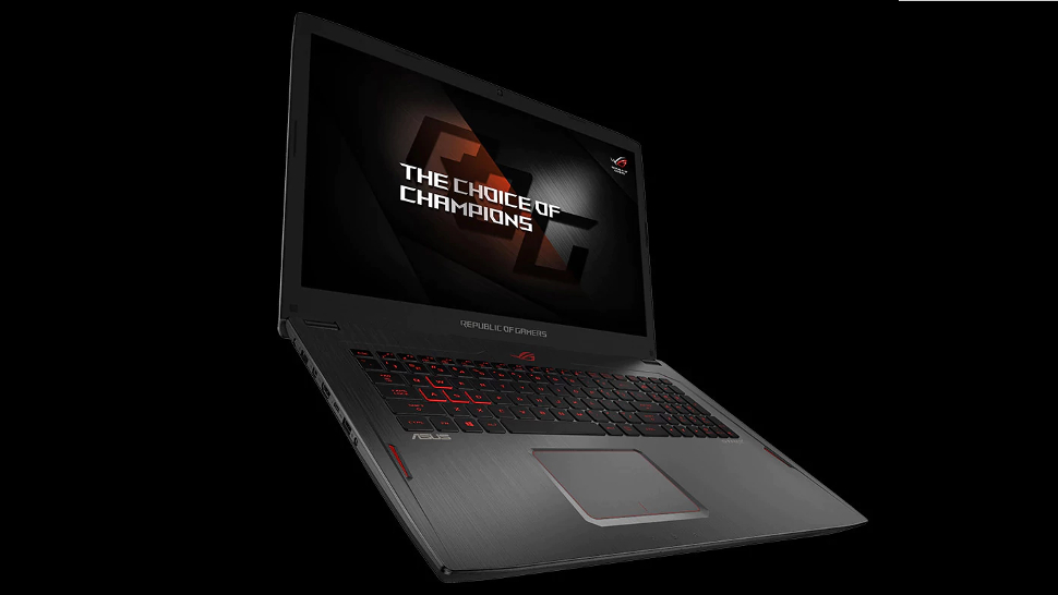 Asus ROG Strix GL702ZC gaming laptop