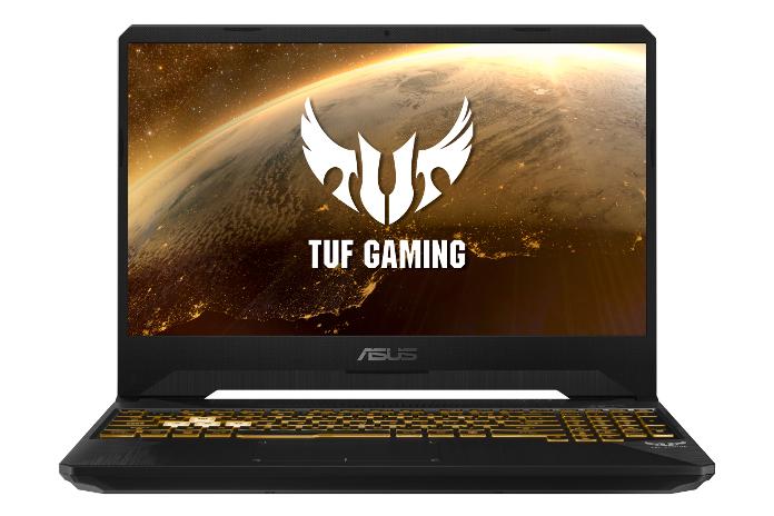 ASUS تطلق أجهزة الحاسب المخصصة للألعاب TUF FX505DY وTUF FX705DY