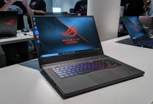 Asus Zephyrus S Gets 9th Gen Intel CPU