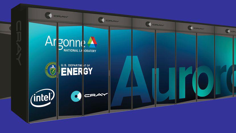 Aurora أكبر أنظمة الحاسب بتكلفة وصلت إلى 500 مليون دولار