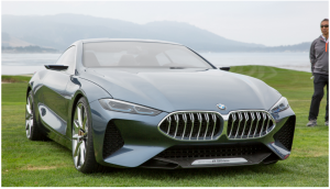 BMW's redesigned 8 Series