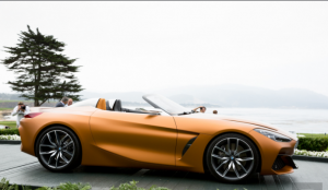 BMW Concept 8 Series and Z4