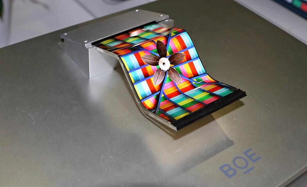 شركة BOE تبدأ الإنتاج الضخم للوحات شاشة MICRO LED