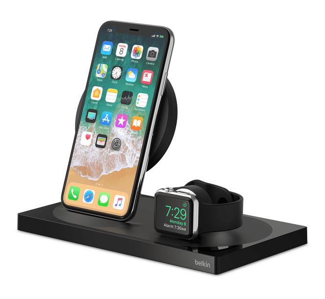 Belkin تطلق BOOST UP Wireless لهواتف الأيفون و Apple Watch