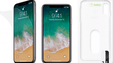 Belkin iPhone X screen protector