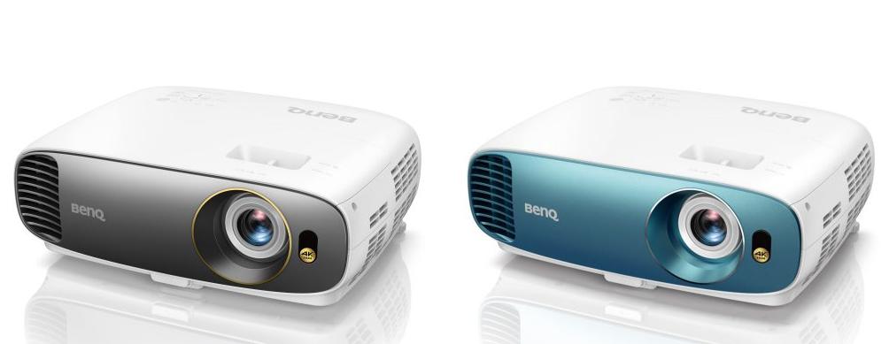 BenQ تكشف عن الإصدارات الجديدة من أجهزة العرض المنزلي W1700M وTK800M 4K