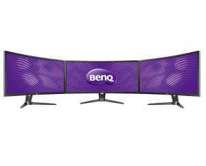 Benq - Curved -Gaming Monitor