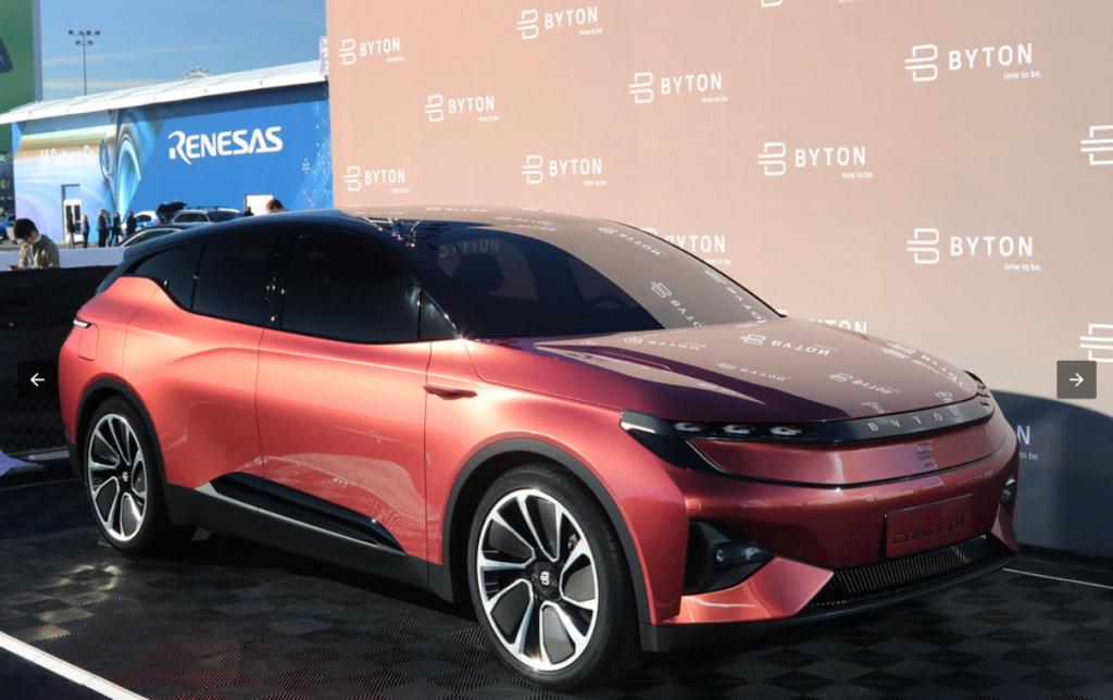 تعرف على أفضل السيارات وتقنياتها في معرض CES 2018