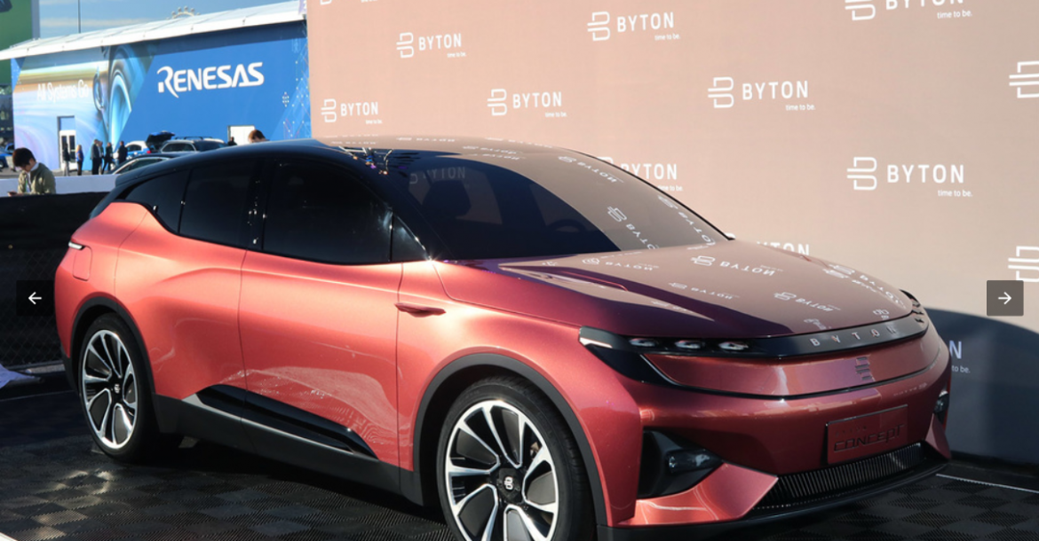 Best cars of CES 2018