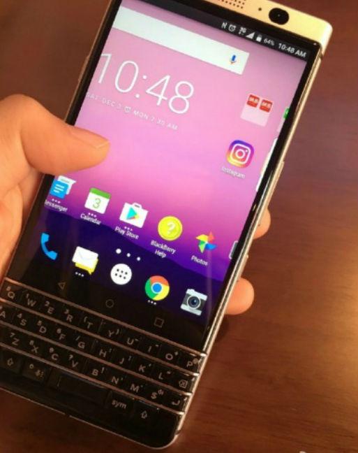 BlackBerry-Mercury-Android