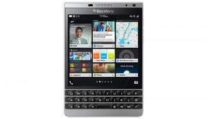 BlackBerry Passport-Silver Edition
