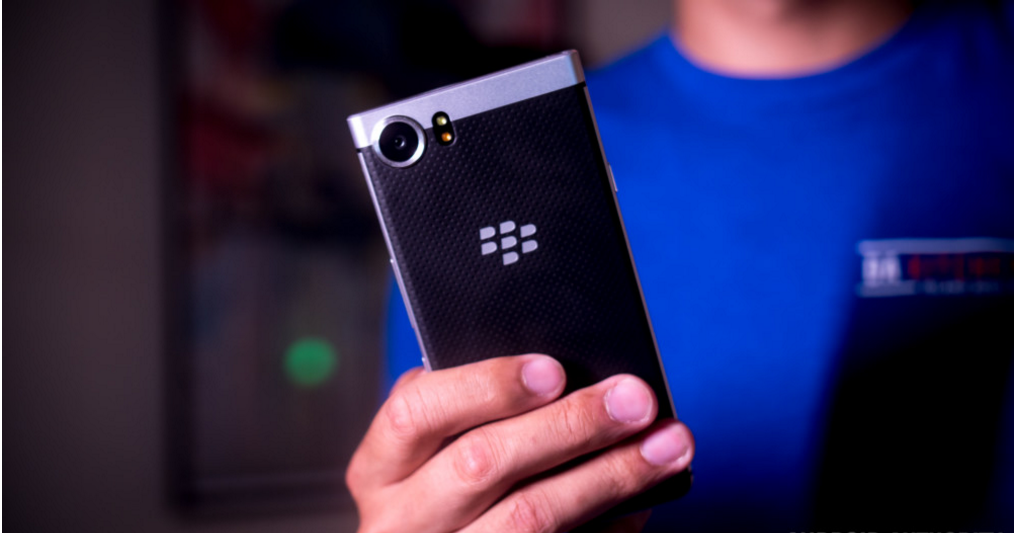 BlackBerry secure Android OS