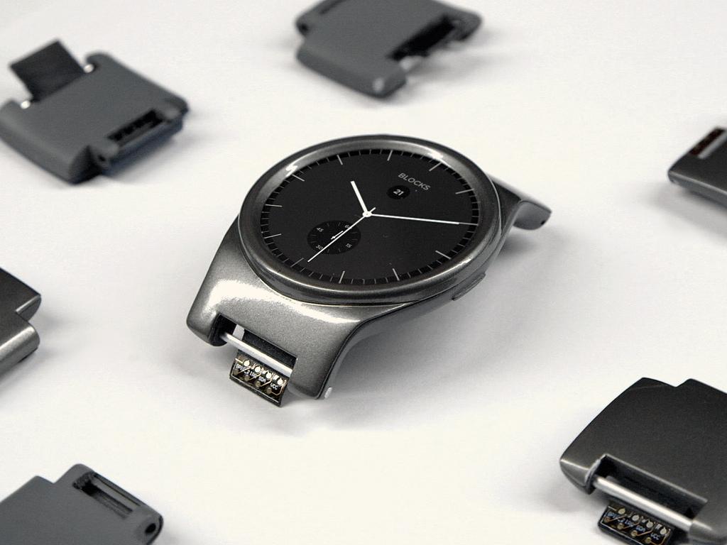 Blocks Modular- Smartwatch