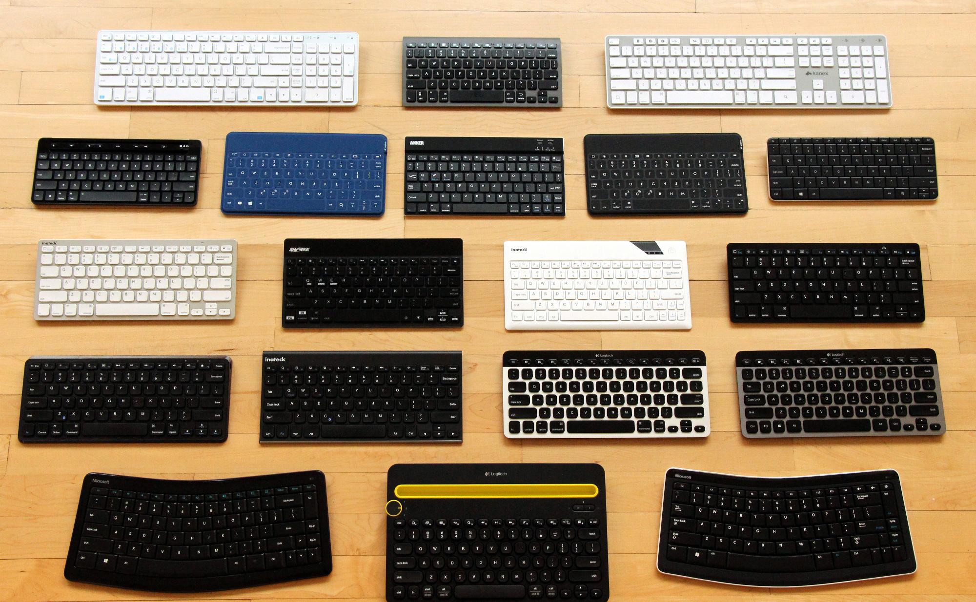 Bluetooth-keyboard-group