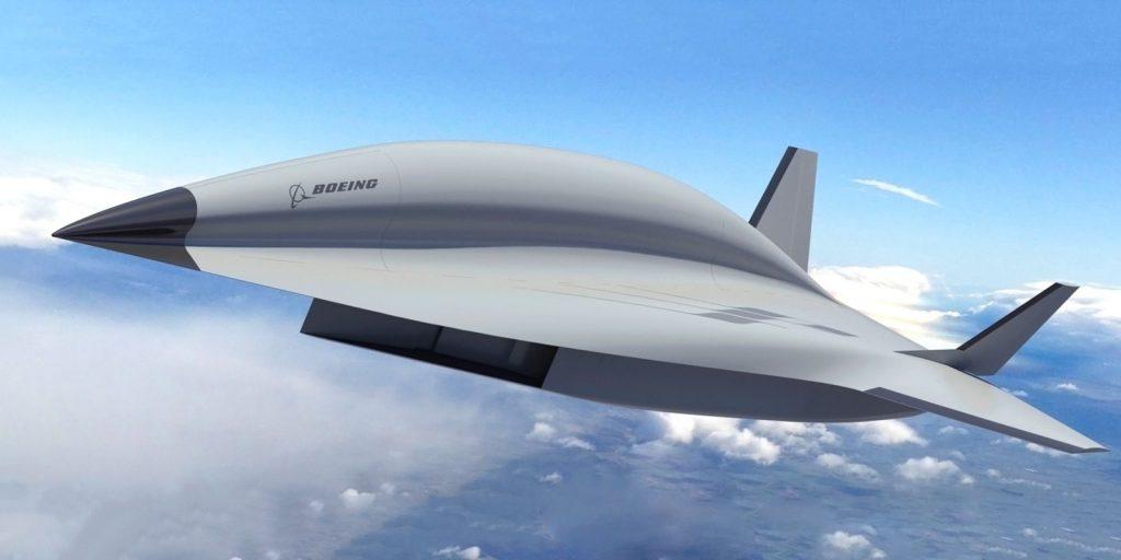 Boeing تستعرض رؤيتها لطائرة تجسس أسرع من الصوت