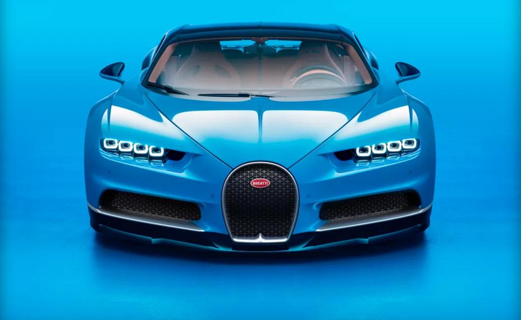 Bugatti's Chiron