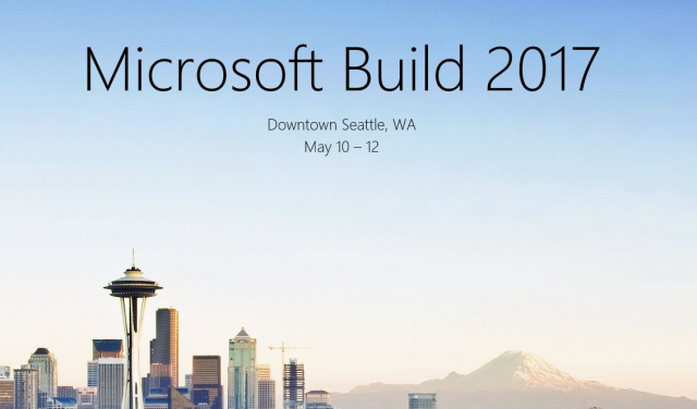 Build 2017 conference