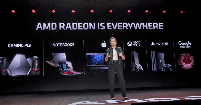 تسريبات تكشف عن خطط AMD لإطلاق اثنان من كرت الشاشة المتوسطة Navi