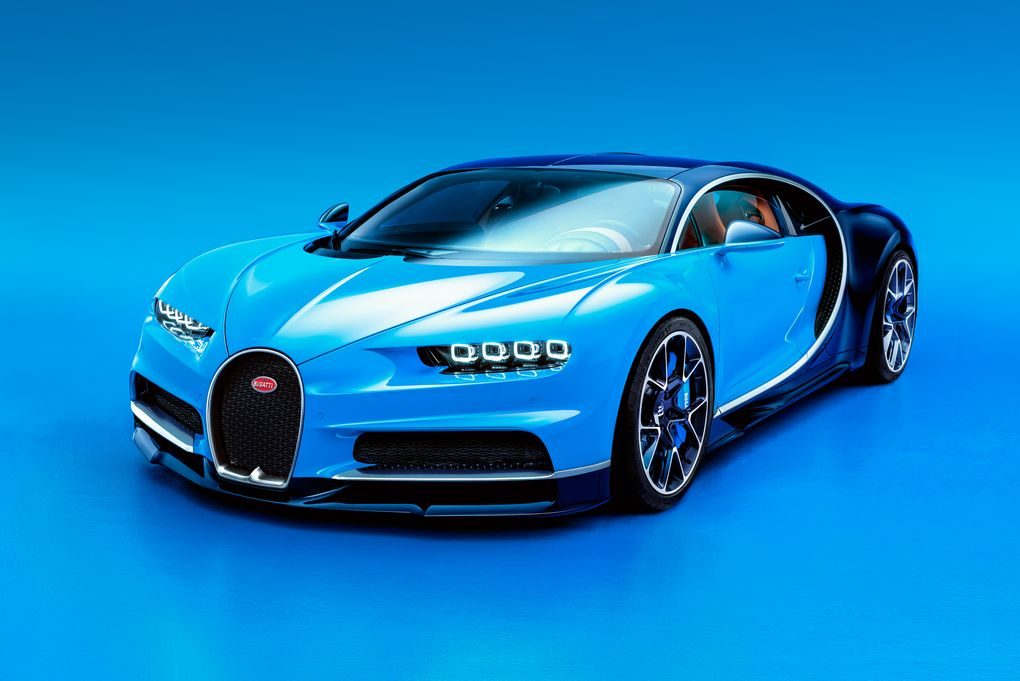 CHIRON front