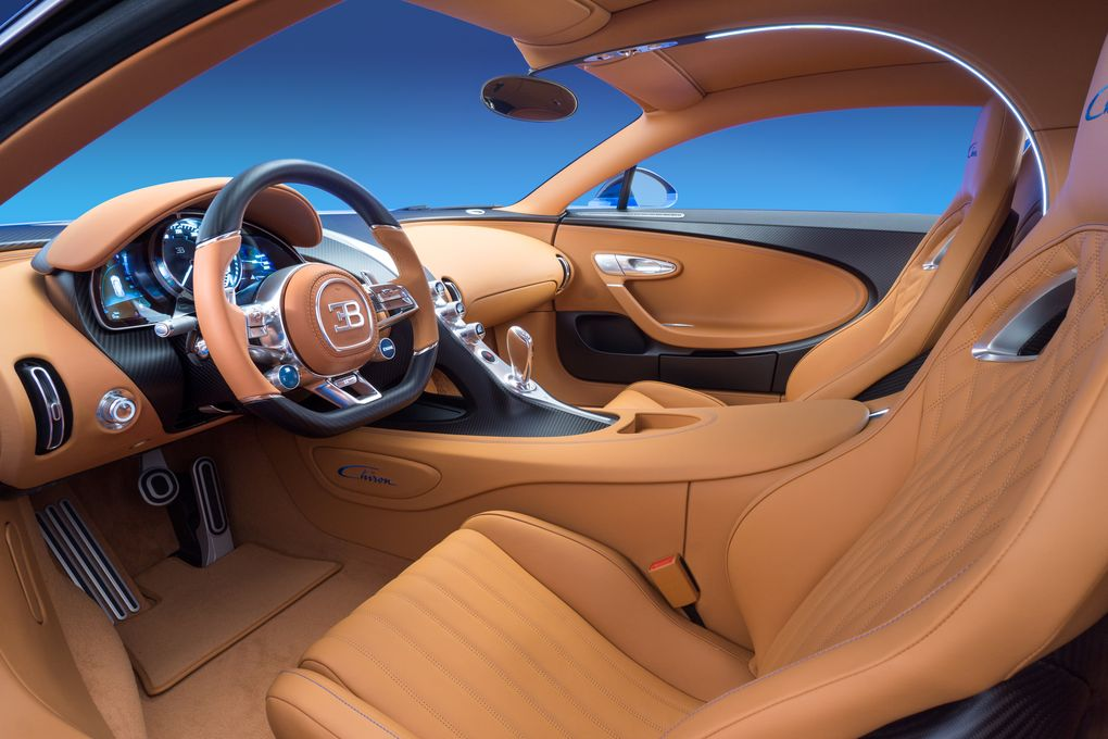 CHIRON driver side