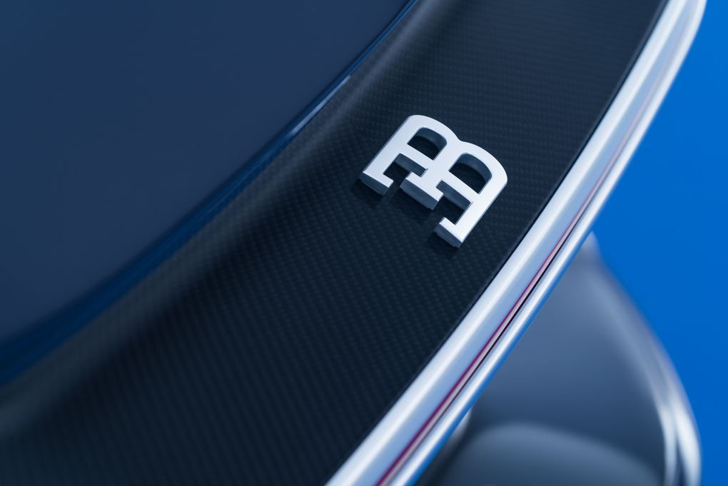 CHIRON rear initial