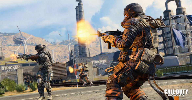 مراجعة لعبة Call of Duty Black Ops 4 من أفضل إصدارات السلسلة ومزيج من Fortnite وPUBG