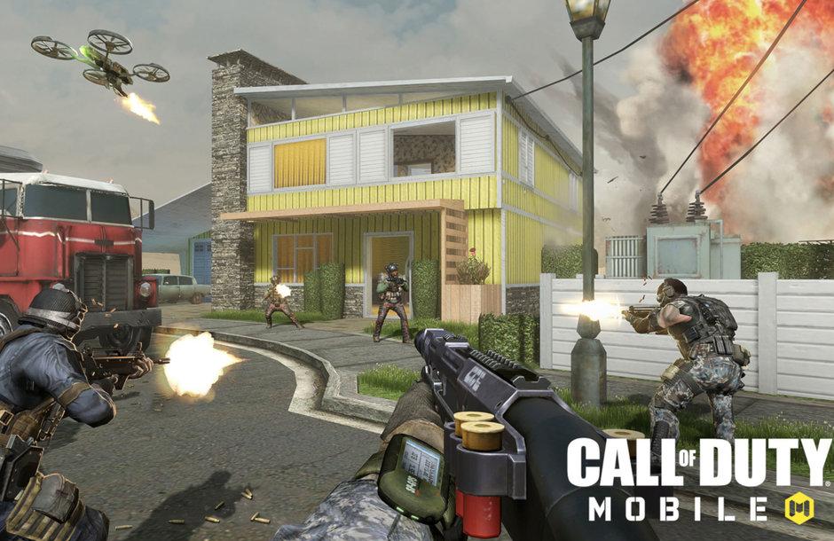الإصدار التجريبي من لعبة Call of Duty يتوفر الآن في بعض المناطق