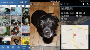 Camera Connect and Control screenshot